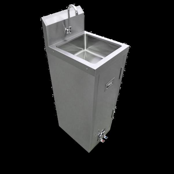 Pedestal Hand Sink