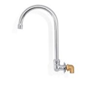 Wall Mount Faucet (1 Hole)